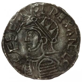 Aethelred II 'Helmet' Silver Penny
