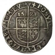 Elizabeth I Silver Sixpence 1578