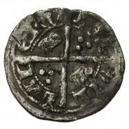 Edward III Silver Halfpenny Berwick