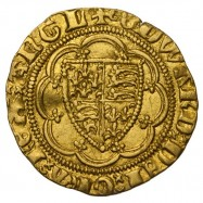 Edward III Gold Quarter Noble