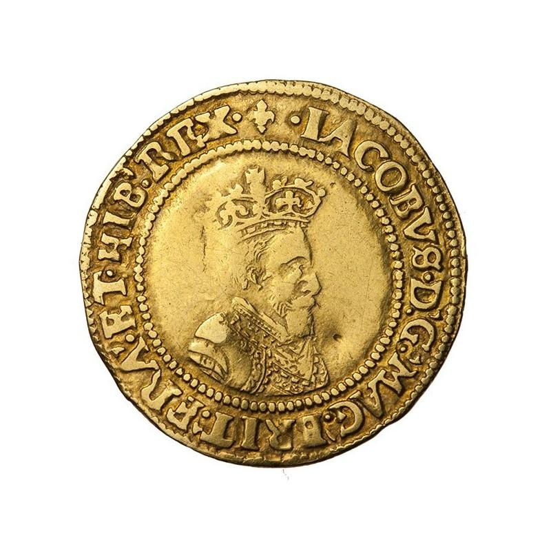 James I Gold Britain Crown
