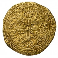 Henry VI Gold Noble Flemish
