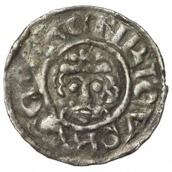 Richard I Silver Penny 4a