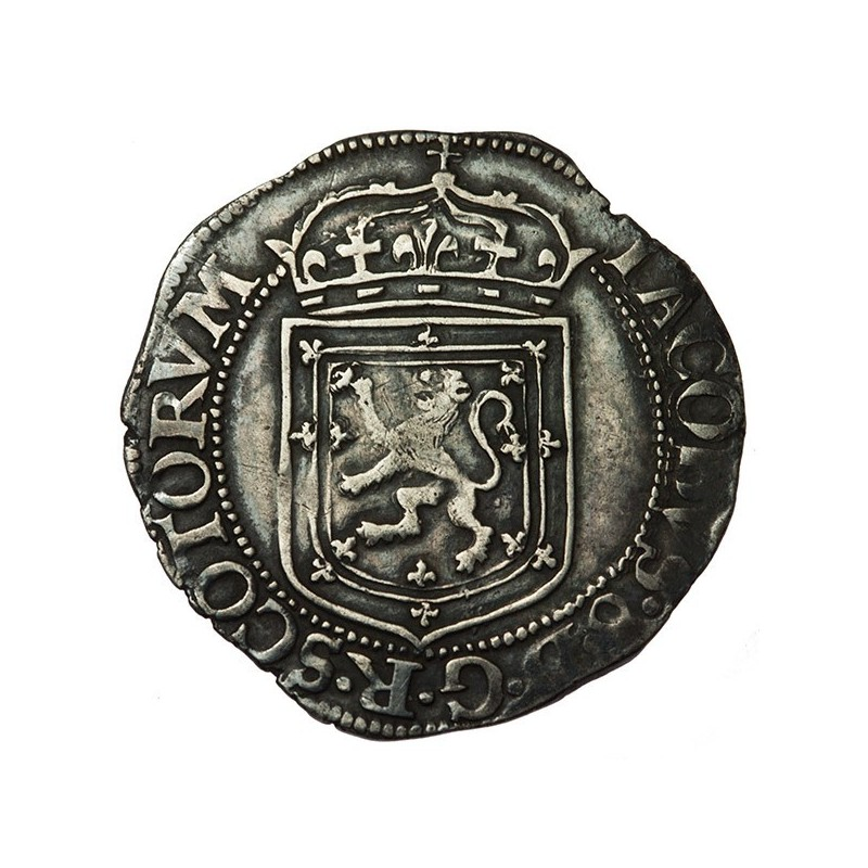 James VI Silver Thistle Merk - Scottish
