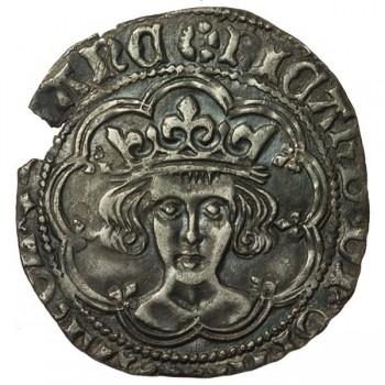 Richard III Silver Groat