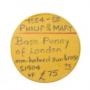 Philip and Mary Base Penny