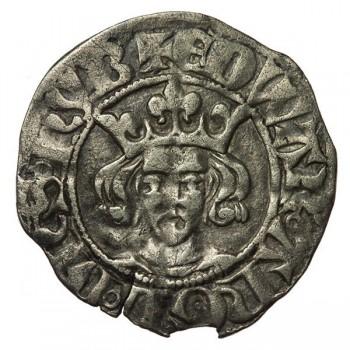 Edward III Silver Penny Class 2