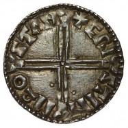 Aethelred II 'Longcross' Silver Penny Stamford