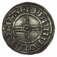 Cnut 'Short Cross' Silver Penny Dover