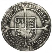 Edward VI Silver Sixpence