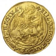 Elizabeth I Gold Angel
