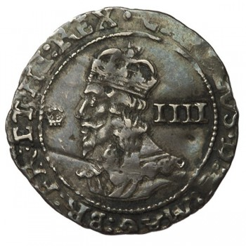 Charles I Bristol Silver Groat