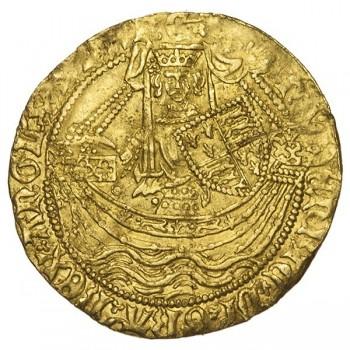 Henry VI Gold Half Noble
