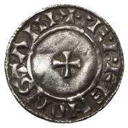 Edward The Confessor 'Radiate/Small Cross' Silver Penny
