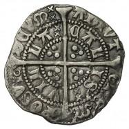 Henry VI Silver Halfgroat