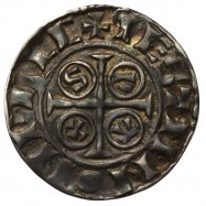 William I 'PAXS' Silver Penny