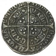 Henry VI Silver Groat Rosette-mascle