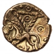 Cantii 'Late Weald' Gold Quarter Stater