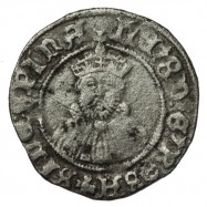 Henry VIII Posthumous Silver Penny - Bristol