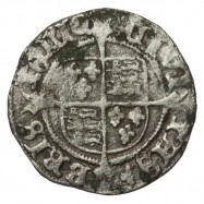 Henry VIII Posthumous Silver Penny - Bristol