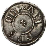 Alfred The Great Silver Penny