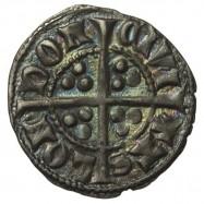 Edward II Silver Halfpenny 13a