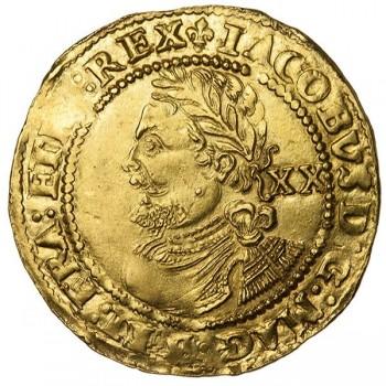 James I Gold Laurel