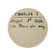 Charles I Silver Bridgnorth Threepence