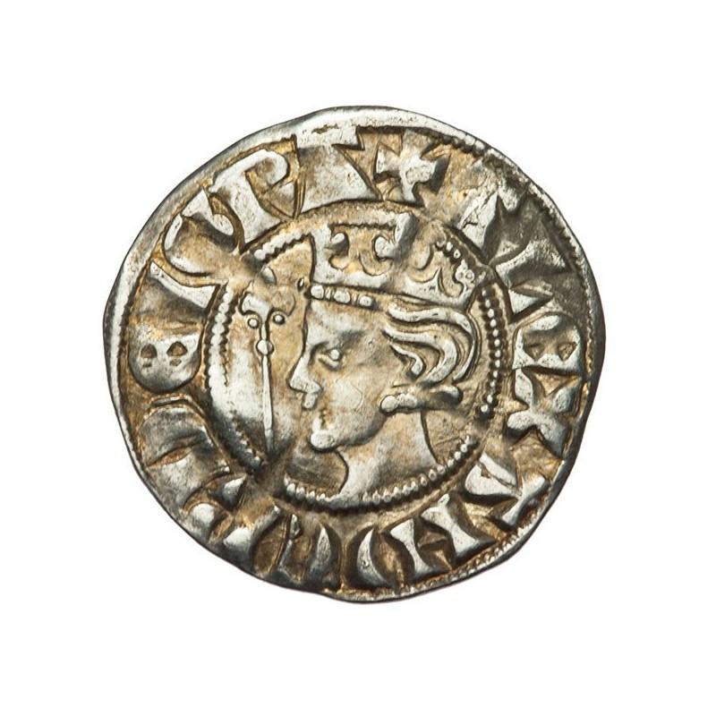 Alexander III Silver Penny - Scottish