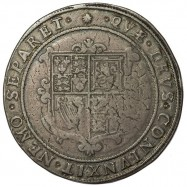 James I Silver Crown