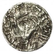 Cnut 'Short Cross' Silver Penny Salisbury