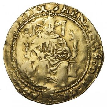 Edward VI Gold Half Sovereign