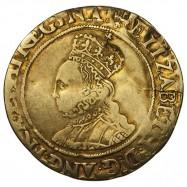 Elizabeth I Gold Half Pound