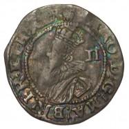 Charles I Silver Halfgroat