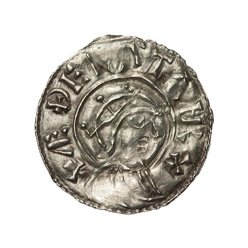 Aethelstsan 'Helmeted Bust' Silver Penny