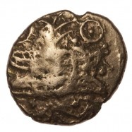 Iceni 'Irstead Trefoil' Gold Quarter Stater