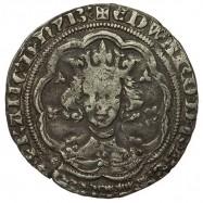 Edward III Silver Groat Mule