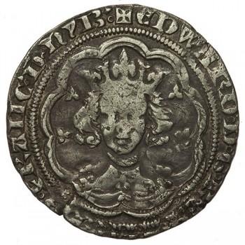 Edward III Silver Groat B/C Mule