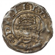 William I 'PAXS' Silver Penny Salisbury