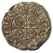 William I 'PAXS' Silver Penny Salisbury
