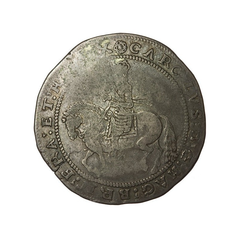 Charles I Silver Truro Crown