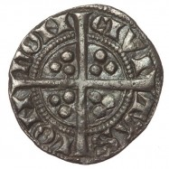 Edward I Silver Halfpenny 7