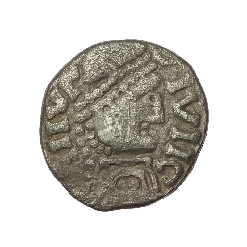 Anglo-Saxon Silver Sceat 'Pada'