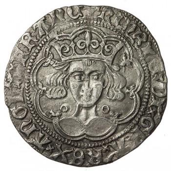 Henry VI Silver Groat Annulet Issue