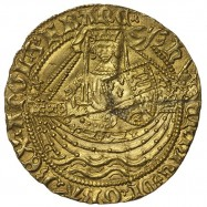 Henry VI Gold Half Noble York