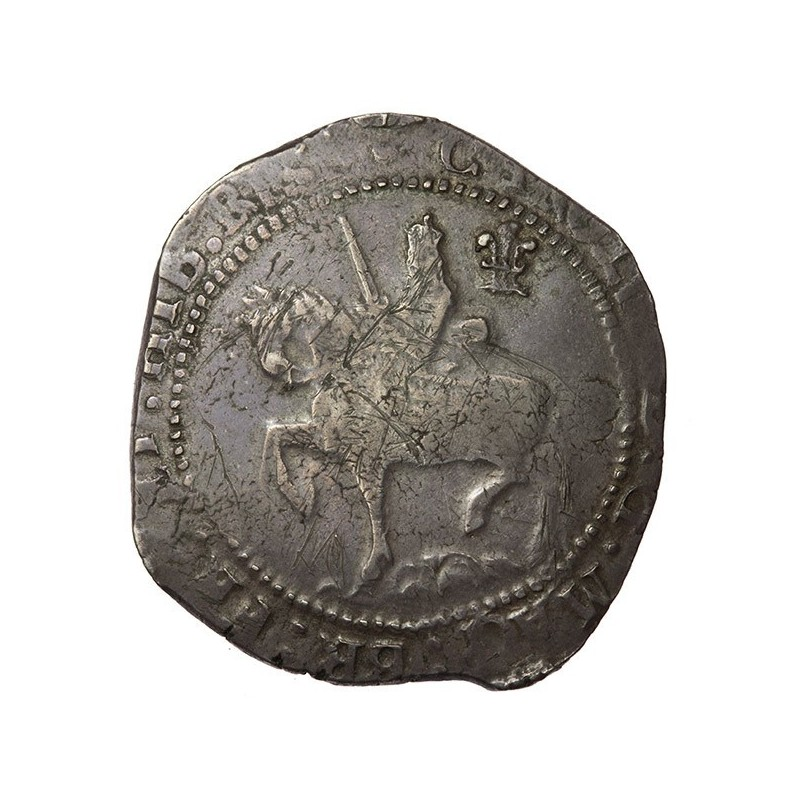 Charles I Silver Oxford Halfcrown