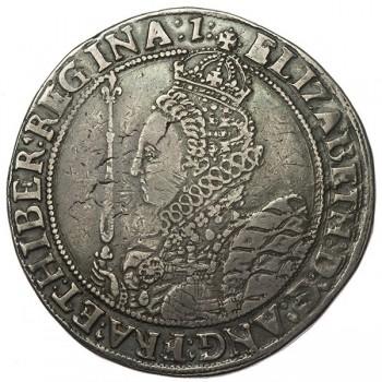 Elizabeth I Silver Crown
