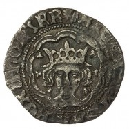 Richard III Silver Halfgroat