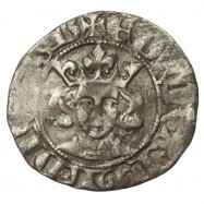 Edward III Silver Penny Class 1