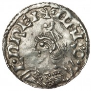 Harold I 'Jewel Cross' Silver Penny
